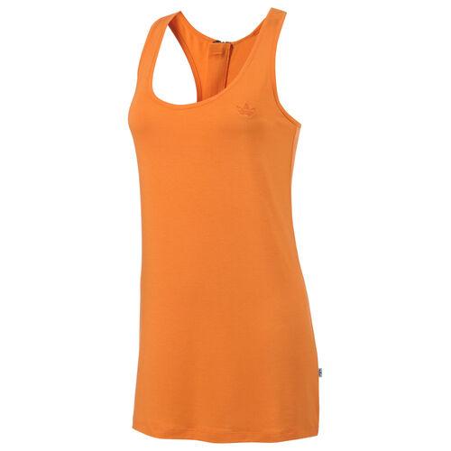 adidas - Women's Premium Basics Tank Orange / Orange G83505