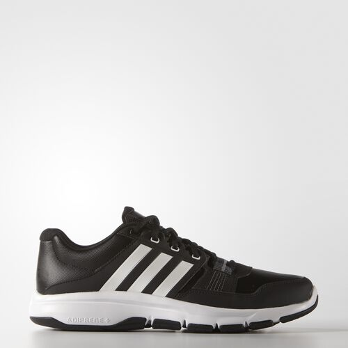 adidas - Hommes Gym Warrior .2 Shoes Core Black/Ftwr White/Dgh Solid Grey AF5520