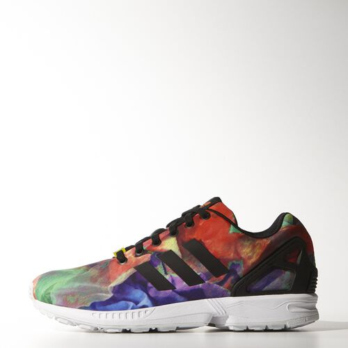 adidas - Women's ZX Flux Shoes St Tropic Melon / White / Black M21364