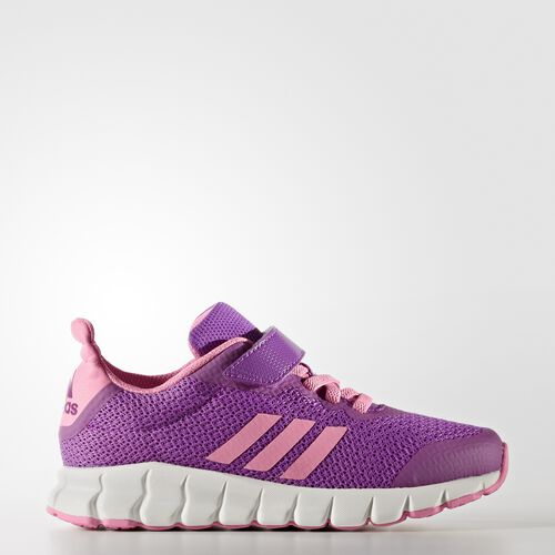 adidas - Zapatillas de training RapidaFlex ULTRA PURPLE S12/EASY PINK S17/FTWR WHITE BA9447