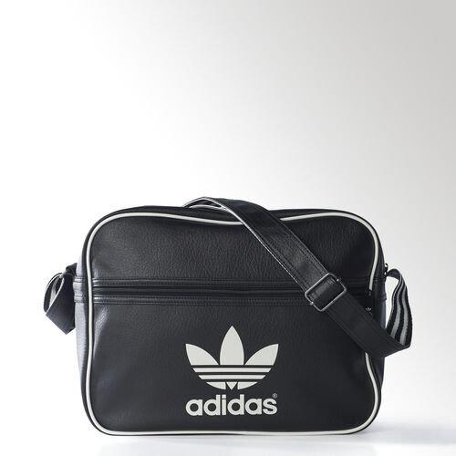 adidas - Classic Airline Bag Black / Off White M30581