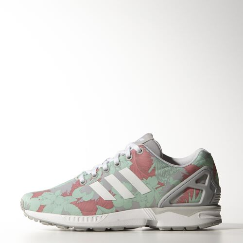 adidas - Femmes ZX Flux Shoes Clear Onix / Ftwr White / Vista Pink M19456