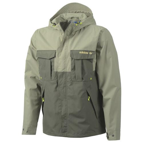 adidas - Hommes Running Windproof Jacket St Major / St Tent Green F77785