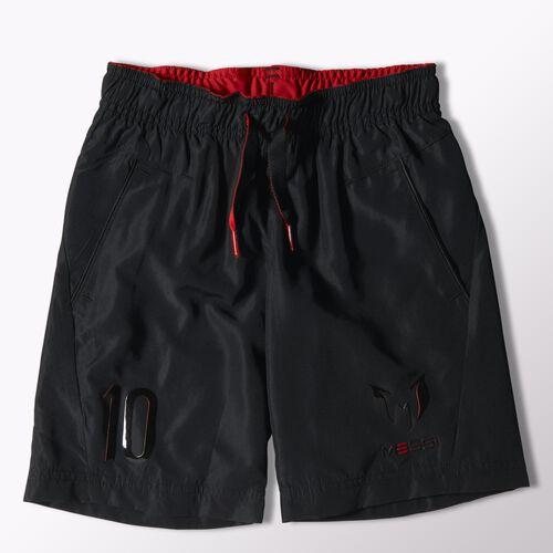 adidas - Youth Messi Shorts Black S08747