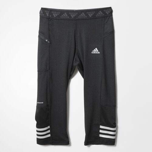 adidas - Youth Running 3/4 Tights Black AB6372