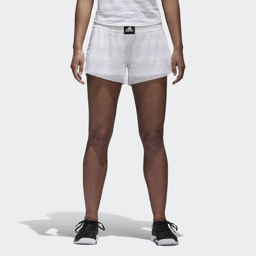 Women's Two-in-One Mesh Shorts Adidas