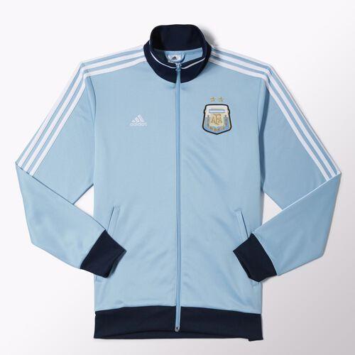 adidas - Hommes Argentina Messi Track Top Argentina Blue / Collegiate Navy / White G87808