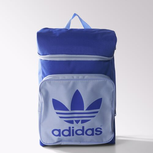 adidas - Classic Backpack Night Flash / Dust Purple S20074