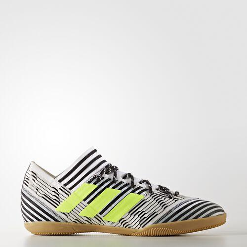 adidas - Nemeziz Tango 17.3 Indoor Shoes Running White Ftw  /  Electricity  /  Black BB3653