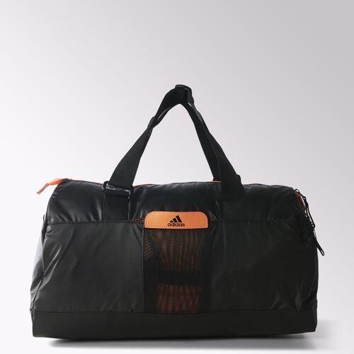 adidas - Women's Performance Team Bag Black / Flash Orange / Black S21711
