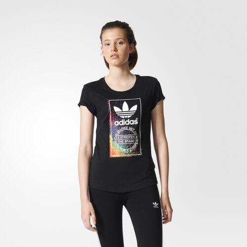 adidas - LGBT Tee Black B30901