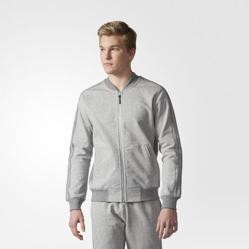 Men's adidas Reigning Champ Track Jacket - Made In Canada Adidas
