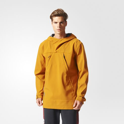 adidas - Men's Dame Rose City Parka Craft Ochre F16 AP5192