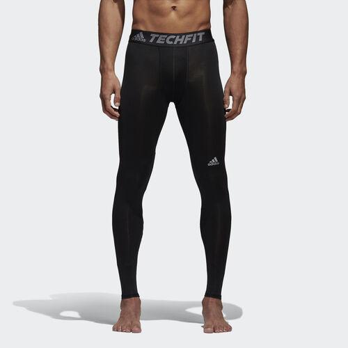 adidas - Men's Techfit Base Tights Black AI3370