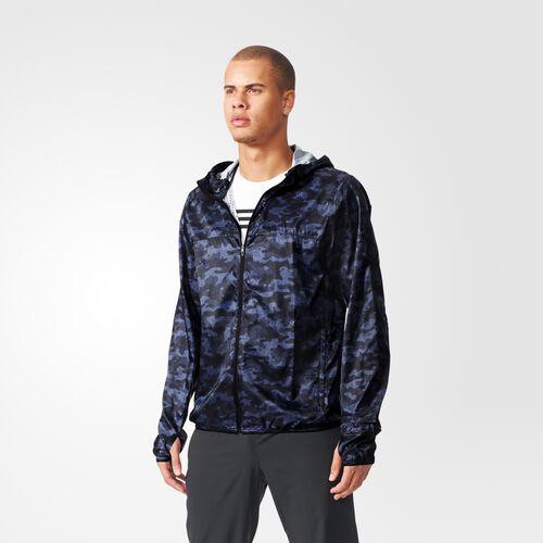 adidas - Hommes Kanoi Wind Jacket DKGREY AH9935