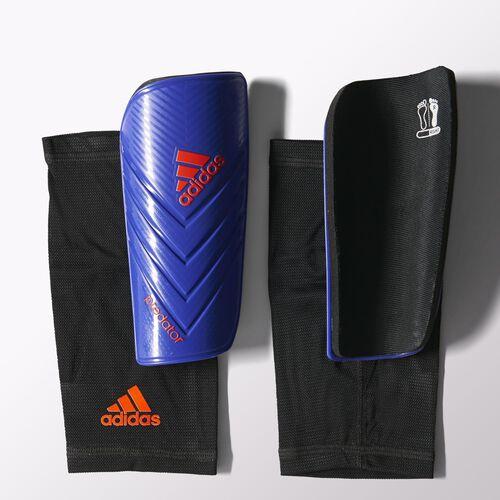 adidas - Predator Pro Lite Shin Guards Night Flash / Solar Red M38680