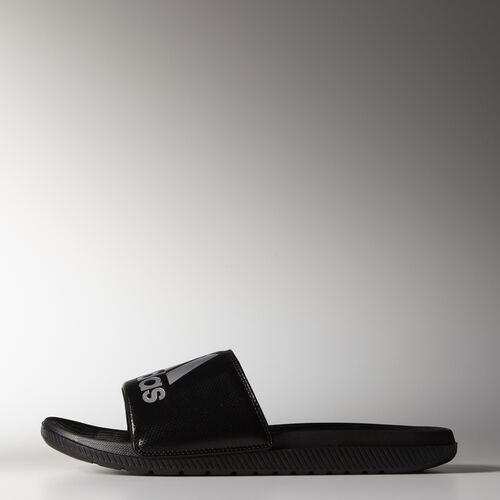 adidas - Men's Voloomix Slides Core Black / Silver Met. / Core Black B36050