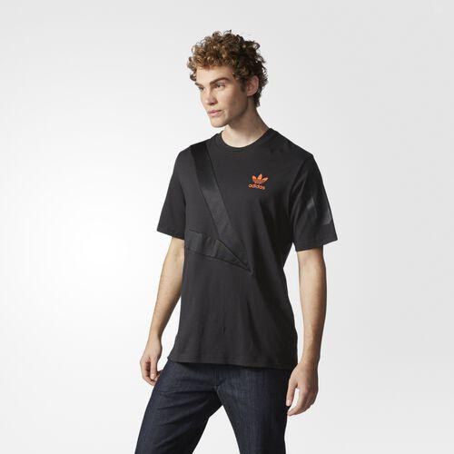 adidas - Men's Basketball Tee BLACK AJ7831