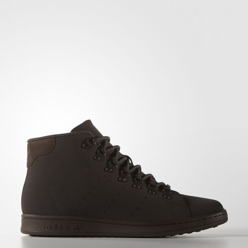 adidas - Men's Stan Smith Winter Shoes Night Brown/Dark Brown/Night Brown S81559