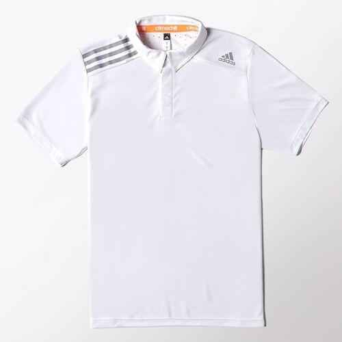 adidas - Men's Climachill Polo White F82154