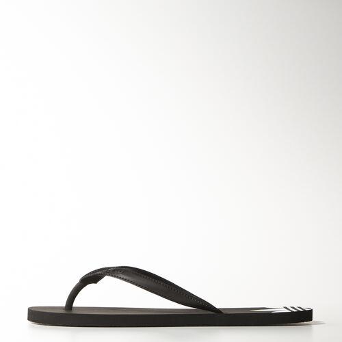 adidas - Hommes adi Sun Slides Black / Running White / Running White Q22753
