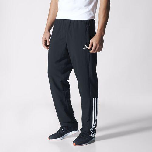 adidas - Hommes Sport Essentials Mid Pants Black/White S17995