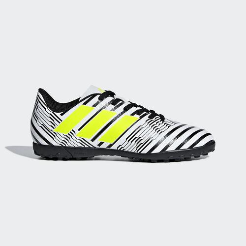 adidas - NEMEZIZ 17.4 TF J FTWR WHITE/SOLAR YELLOW/CORE BLACK S82468