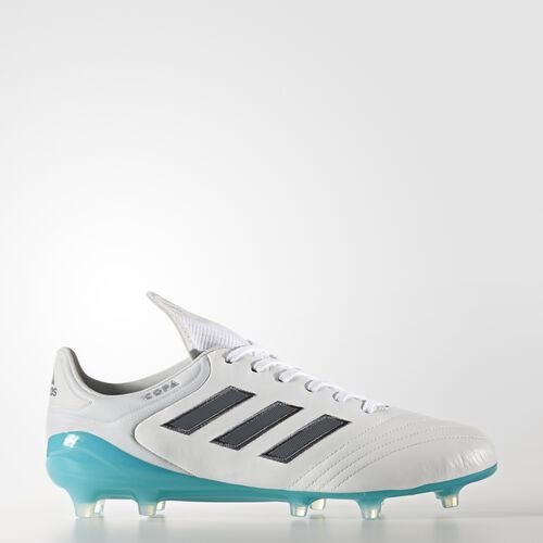 adidas - Calzado de Fútbol Copa 17.1 Terreno Firme CLEAR GREY S12/FTWR WHITE/ONIX S77124