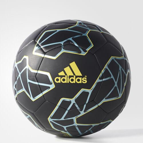 adidas - Messi Soccer Ball Black/Bright Yellow/Matt Ice S90258