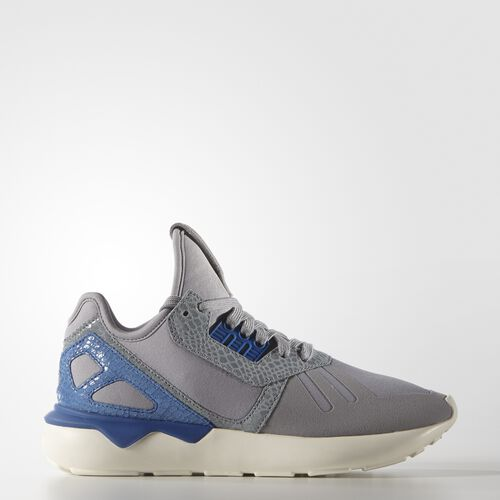 adidas - Femmes Tubular Runner Shoes Light Onix/Light Onix/Surf Blue S81258