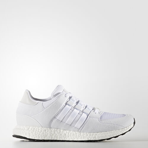 adidas - Men's Equipment Support 93/16 Shoes Ftwr White / Ftwr White / Core Black S79921
