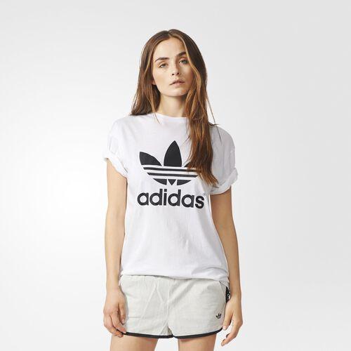 adidas - Femmes Topshop Superstar Tee White AB9737
