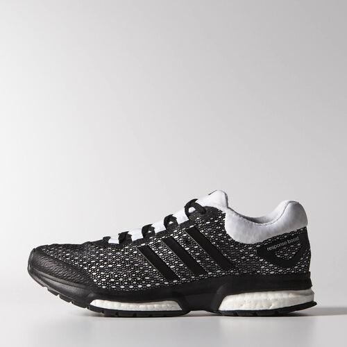 adidas - Women's Response Boost Shoes Core White / Core White / Core Black M18618