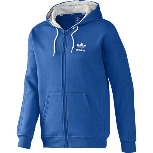 adidas - Hommes Hooded Sweatshirt Bluebird F77969