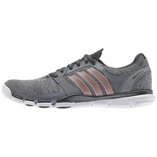 adidas - Femmes adipure 360 Celebration Dark Grey Heather / Glow Coral / Carbon Metallic F32429