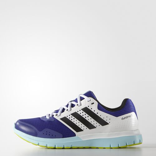 adidas - Femmes Duramo 7 Shoes Night Flash / Night Met. / Solar Yellow S83236