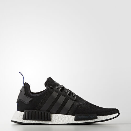 adidas - Hommes NMD_R1 Shoes Core Black/Core Black/ White S31515