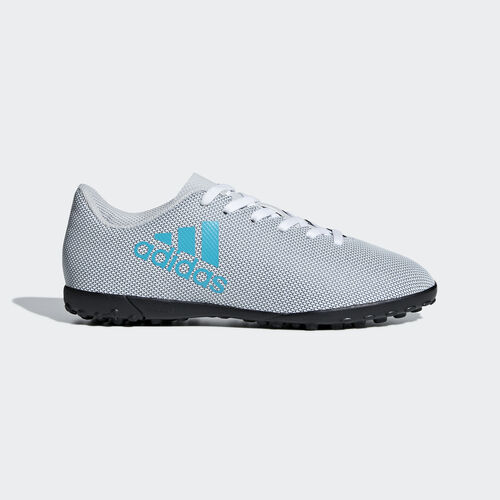 adidas - X 17.4 TF J FTWR WHITE/ENERGY BLUE S17/CLEAR GREY S12 S82420