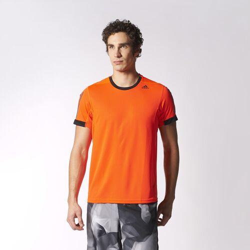 adidas - Hommes Supernova Tee Solar Red / Black S16251