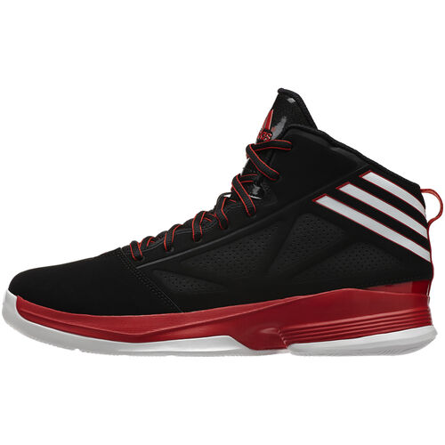 adidas - Hommes Mad Handle 2.0 Shoes Black / Running White / Light Scarlet G98313