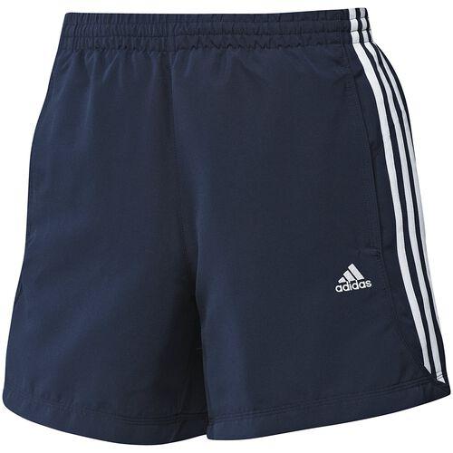 adidas - Men's Essentials 3-Stripes Shorts Collegiate Navy / White X20184