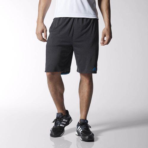 adidas - Hommes Supernova Climachill Shorts Chill Black Mel/Chill Blue S10034