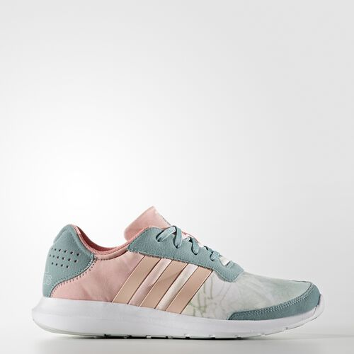 adidas - Zapatillas DE RUNNING Element Refresh Vapour Steel F16/Ray Pink F16/Vapour Green F16 S80273