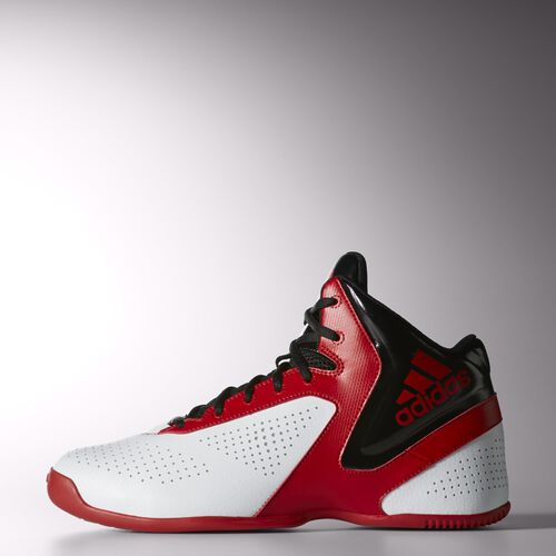 adidas - Hommes NXT LVL SPD 3 Ftwr White / Scarlet / Core Black S83649