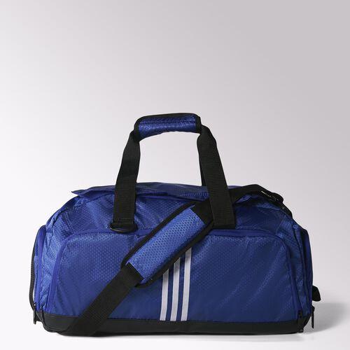 adidas - 3-Stripes Performance Team Bag Night Flash / White / White S24746