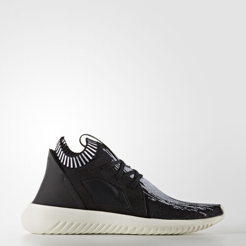 adidas - Women's Tubular Defiant Primeknit Shoes Core Black / Core Black / Core White S79864