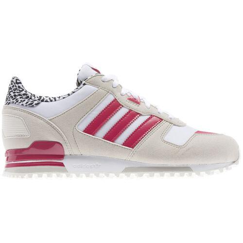 adidas - Women's ZX 700 Shoes Bliss / Running White / Blaze Pink G95958