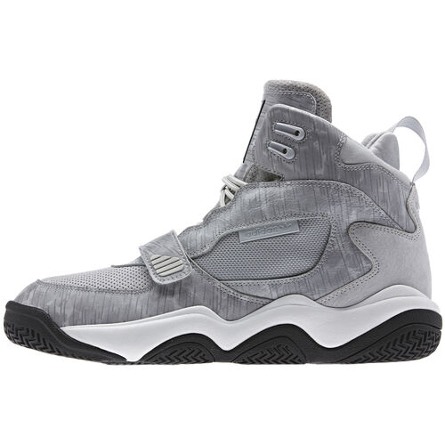 adidas - Men's FYW Reign Shoes Mid Grey / Mid Grey / Running White D65386