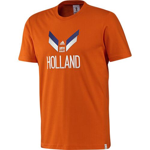 adidas - Hommes Holland Tee Orange F39504