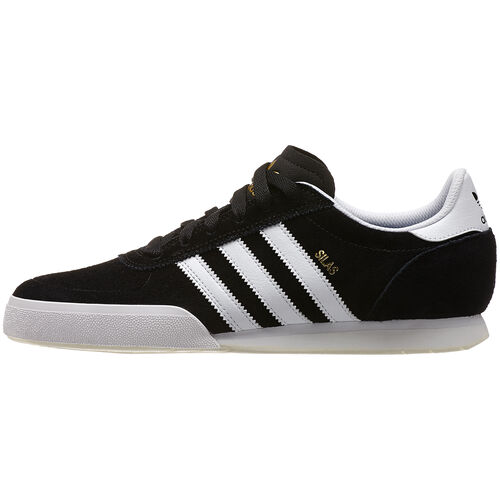 adidas - Hommes Silas SLR Shoes Black / Running White / Black G98074